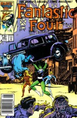 Fantastic Four (1961-1996) #291 Variant A: Newsstand Edition