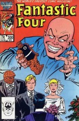 Fantastic Four (1961-1996) #300 Variant B: Direct Edition