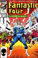 Fantastic Four (1961-1996) #302 Variant B: Direct Edition