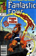 Fantastic Four (1961-1996) #305 Variant A: Newsstand Edition