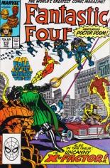 Fantastic Four (1961-1996) #312 Variant B: Direct Edition