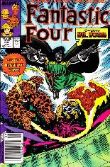 Fantastic Four (1961-1996) #318 Variant A: Newsstand Edition