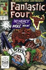 Fantastic Four (1961-1996) #329 Variant B: Direct Edition