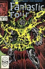 Fantastic Four (1961-1996) #330 Variant B: Direct Edition