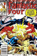 Fantastic Four (1961-1996) #333 Variant A: Newsstand Edition