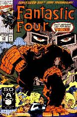 Fantastic Four (1961-1996) #350 Variant B: Direct Edition