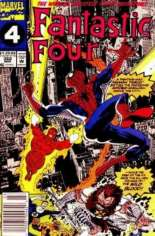 Fantastic Four (1961-1996) #362 Variant A: Newsstand Edition