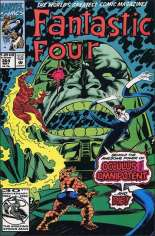 Fantastic Four (1961-1996) #364 Variant B: Direct Edition