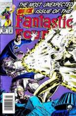 Fantastic Four (1961-1996) #376 Variant A: Newsstand Edition