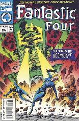 Fantastic Four (1961-1996) #391 Variant B: Direct Edition
