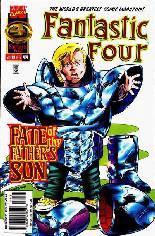 Fantastic Four (1961-1996) #414 Variant B: Direct Edition