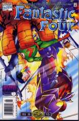 Fantastic Four (1961-1996) #415 Variant A: Newsstand Edition