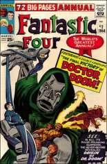 Fantastic Four (1961-1996) #Annual 2