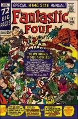 Fantastic Four (1961-1996) #Annual 3