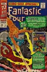 Fantastic Four (1961-1996) #Annual 4