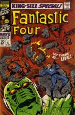 Fantastic Four (1961-1996) #Annual 6