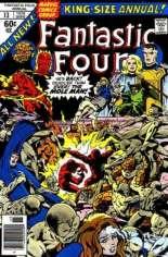 Fantastic Four (1961-1996) #Annual 13