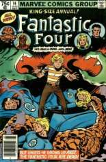 Fantastic Four (1961-1996) #Annual 14 Variant A: Newsstand Edition