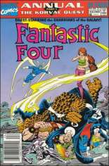 Fantastic Four (1961-1996) #Annual 24 Variant A: Newsstand Edition