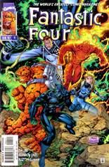 Fantastic Four (1996-1997) #4 Variant B: Direct Edition