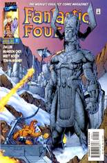 Fantastic Four (1996-1997) #9 Variant B: Direct Edition