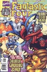 Fantastic Four (1998-2011) #12