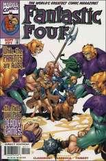 Fantastic Four (1998-2011) #21