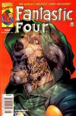 Fantastic Four (1998-2011) #30 Variant A: Newsstand Edition