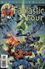 Fantastic Four (1998-2011) #49: Alternately Numbered #478