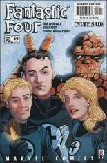 Fantastic Four (1998-2011) #50: Alternately Numbered #479