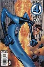 Fantastic Four (1998-2011) #52: Alternately Numbered #481