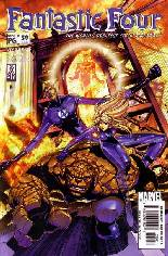 Fantastic Four (1998-2011) #59: Alternately Numbered #488