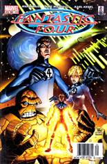 Fantastic Four (1998-2011) #60 Variant A: Newsstand Edition; Alternately Numbered #489