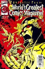 Fantastic Four: The World's Greatest Comic Magazine #3