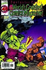 Fantastic Four: The World's Greatest Comic Magazine #5