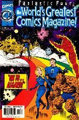 Fantastic Four: The World's Greatest Comic Magazine #10