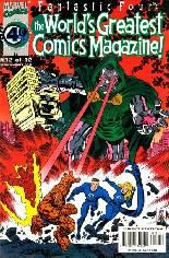 Fantastic Four: The World's Greatest Comic Magazine #12