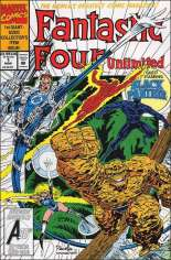 Fantastic Four Unlimited (1993-1995) #1 Variant B: Direct Edition