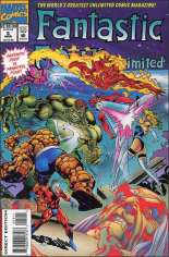 Fantastic Four Unlimited (1993-1995) #5