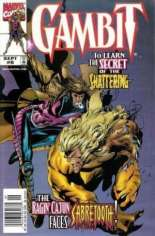 Gambit (1999-2001) #8 Variant A: Newsstand Edition