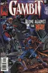 Gambit (1999-2001) #22