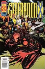 Generation X (1994-2001) #2 Variant A: Newsstand Edition