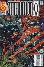 Generation X (1994-2001) #3 Variant C: Direct Edition; Deluxe Cover