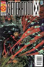 Generation X (1994-2001) #3 Variant A: Newsstand Edition