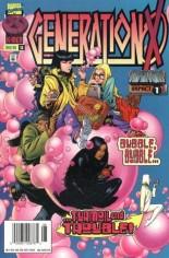 Generation X (1994-2001) #18 Variant A: Newsstand Edition