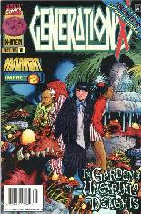 Generation X (1994-2001) #19 Variant A: Newsstand Edition