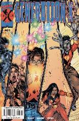 Generation X (1994-2001) #65 Variant B: Direct Edition