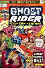 Ghost Rider (1973-1983) #17 Variant A