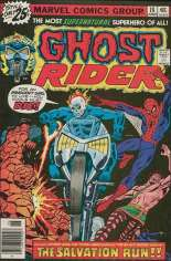 Ghost Rider (1973-1983) #18 Variant A