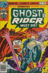 Ghost Rider (1973-1983) #19 Variant A
